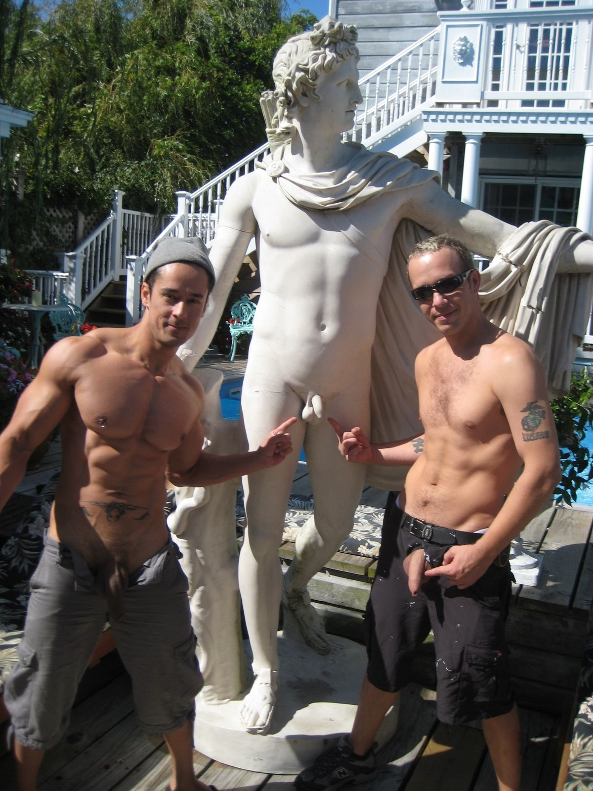 from Conor gay nudism in last vegas