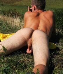 Attractive bottoms of boys 88