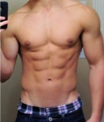 NCL23  - Muscle self pics mix 1