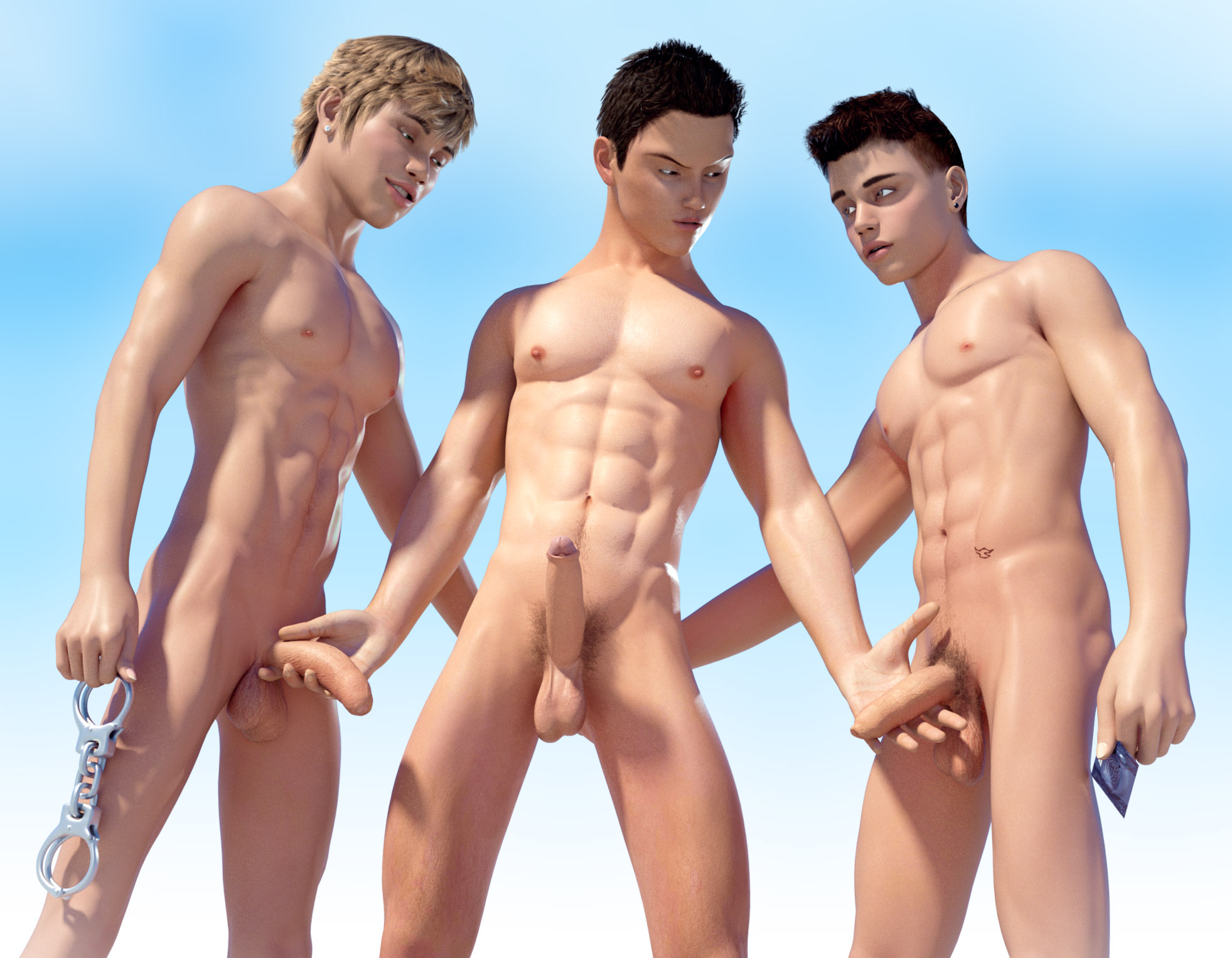 Free gay 3d cartoon download