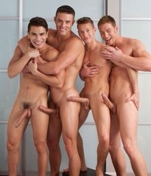 groups of naked boys