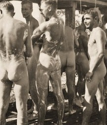 naked military boys vintage (historic photographs, no porn)