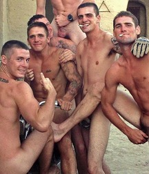 Naked str8 friends 67
