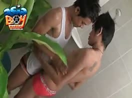 Asian Shower Surprise
