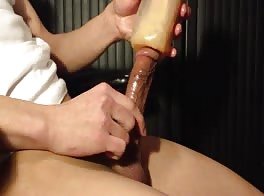 Oily Fleshlight