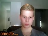 M043 - Very Cute Blond Twink