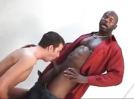 Its amaxing what you can do wth a big black cock