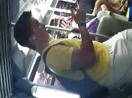 Asian bulge bus
