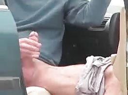 roadside car wank