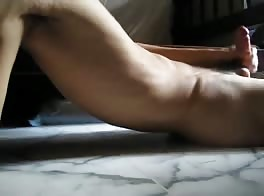 Masturbating on Webcam for your friend