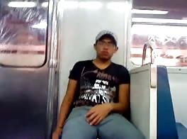 Hot on the subway