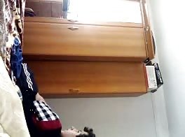 mate recorded having a wank