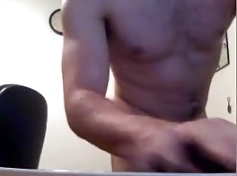 Boy With Huge Cock Cums, Bubble Ass -  Gaydudecams.com