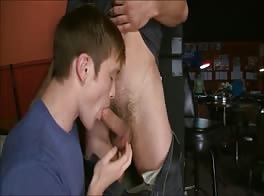Fucking In Public Bar