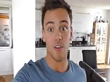 Tom Daley 2015 Calendar shoot