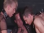 hot twink fetish threesome