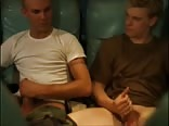 Marine Circle Jerk Train Scene