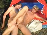 Fondled tent mates teen boys discoveries outdoors