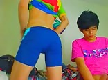 two smoothie latino boy wank on webcam 10