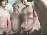 4 in the shower