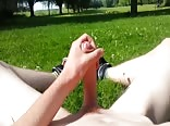 Outdoor Wank