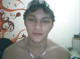Young on Webcam 8