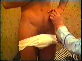 Sensuous Examination Young Russian Soldiers 2