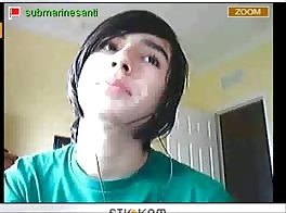 cute stickam 18 boy