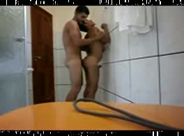 LATINO SEX IN CHANGING AREA