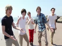 What Makes You Beautiful - One Direction Parody! (love you billyboy)