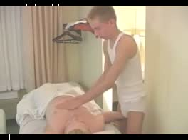 18yo Str8 Masseur Does Older-Amateur