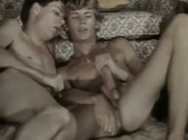 Vintage Teen Boys and  Dildo