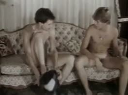 Vintage Teen Boys and  Dildos