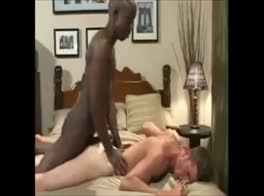Shove that big black dick in my ass