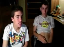 twinks jerking  - FULL VID @ LOCALAMATEURSEXTUBE . COM