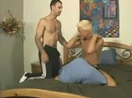 A Fit Daddy drills his tight twink