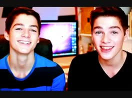 Jack & Finn ~ Call Me Maybe