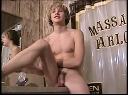 Sammy Blond Porn Boy pt.1