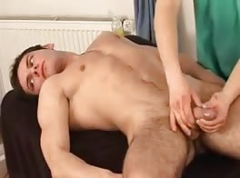 hand&mouth massage