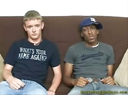 18yo Straight Boys Interracial First