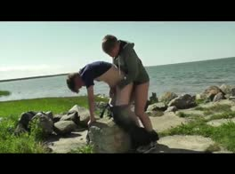 young amateurs fucking near the river