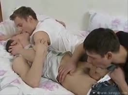 trio boy fuck