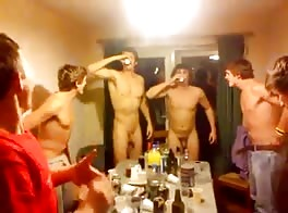 Straight boys party LMAO :)