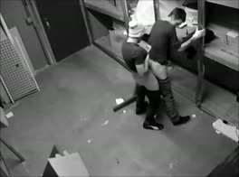 security camera secrete gay porn