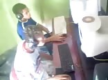VERY HOT INTERNET CAFE HIDDEN CAM