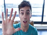 Tom Daley – My Top 5 Tip to Stay Motivated!