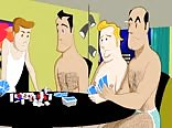 THE POKER GAME (Cartton)