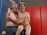 Older Twink Day w/spank Video 1