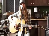 Sawyer Fredericks — A Good Storm –This Fire