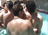 Hot pool party (full movie)